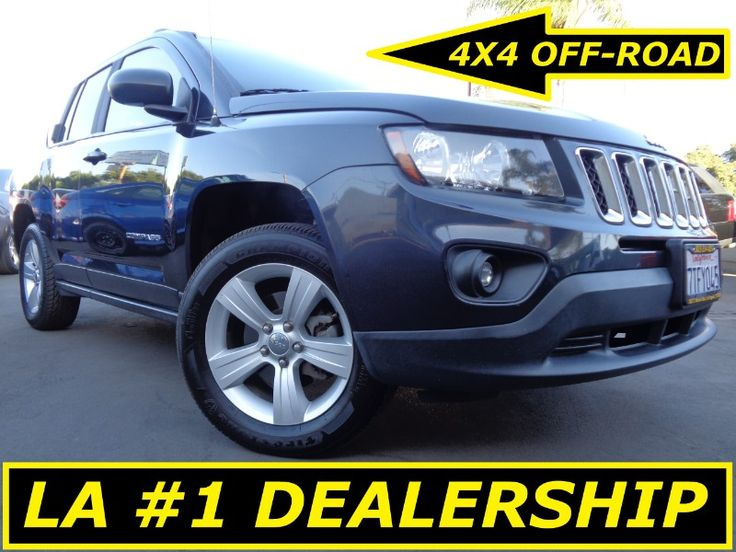 Used 2014 Jeep Compass SPORT AWD 4X4 OFFROAD for Sale in