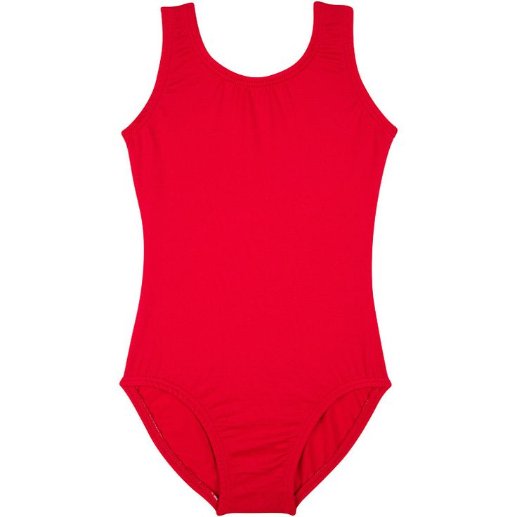 This classic, sleeveless tank leotard is a must-have in any dancer's wardrobe. Toddlers & girls love wearing our short sleeve leotard with tutus, costumes, to ballet and gymnastics class. You can crea
