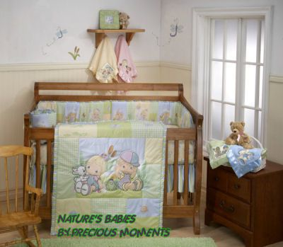 I've always loved the Precious Moments bedding!!