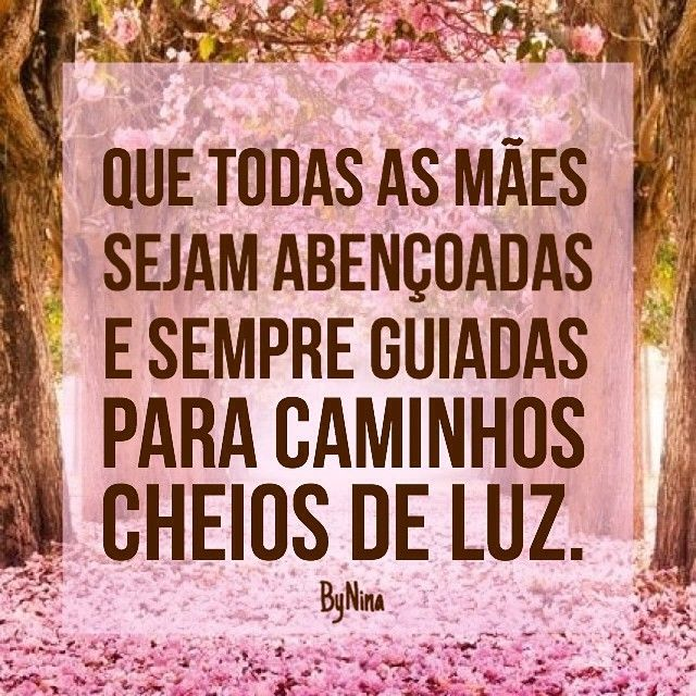 Excepcional 12 best Frases Dia das Mães - F.T. images on Pinterest | Mother's  GA73