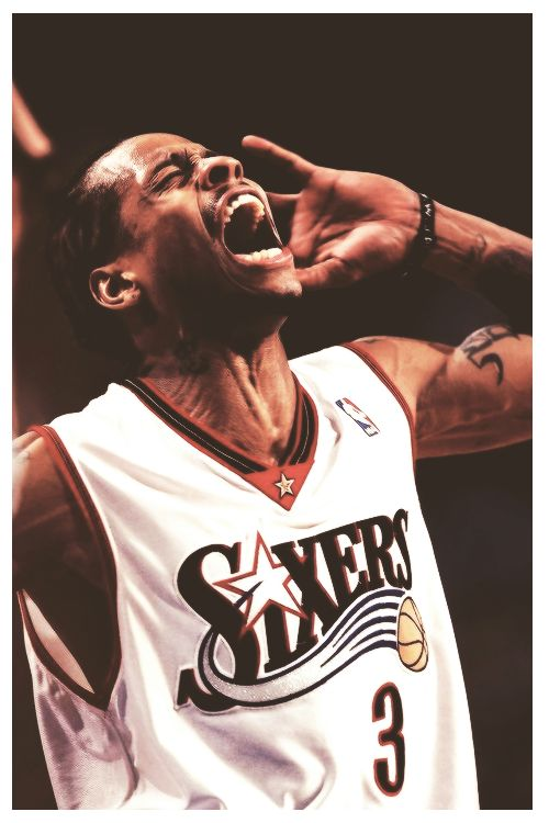 Allen Iverson Officially Retires.(Aug. 2013)