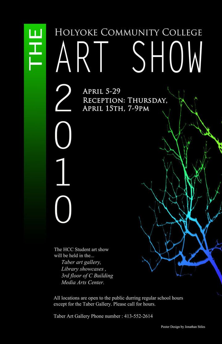 Art Show Poster By Gigahead D36ykwh 719x1111 Pixels