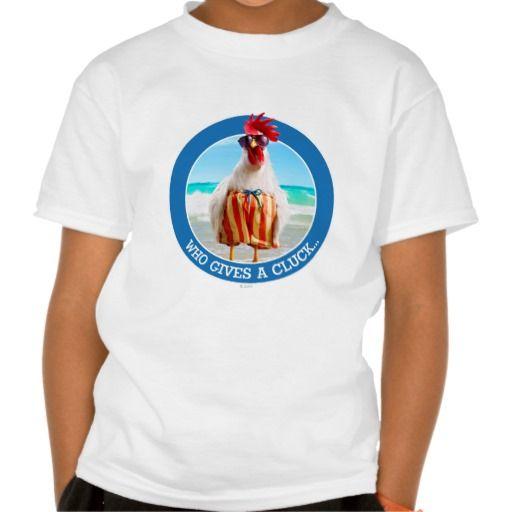 Avanti Press - Rooster Dude Chillin' at Beach in Swim Trunks. Producto disponible en tienda Zazzle. Vestuario, moda. Product available in Zazzle store. Fashion wardrobe. Regalos, Gifts. #camiseta #tshirt
