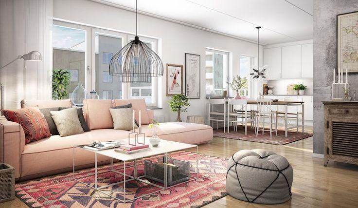 Une promesse de douceur, de confort inégalé et d'élégance intemporelle, le tapis salon est un élément phare de l'aménagement de la pièce à vivre. Il est do