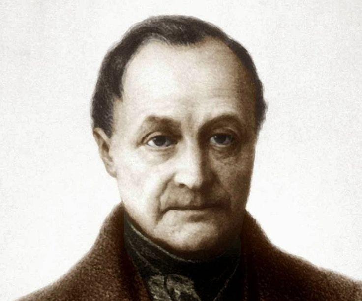 Isidore AUGUSTE Marie François Xavier COMTE (1798 -1857)  filósofo francês, fundador da Sociologia e do Positivismo, que trabalhou intensamente na criação de uma filosofia positiva