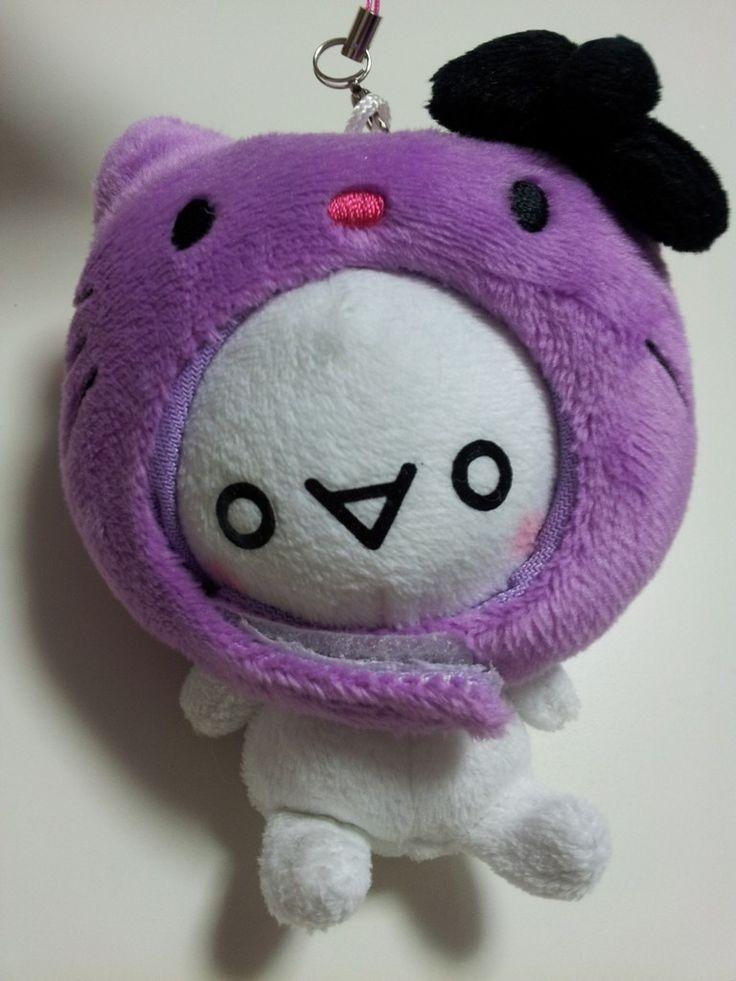 JPLand Stuff - Sanrio Hello Kitty x KAOMOJIN Plush Strap (Purple), $9.99 (http://www.jplandstuff.com/sanrio-hello-kitty-x-kaomojin-plush-strap-purple/)