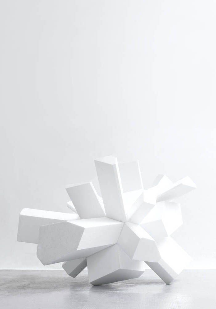Arik Levy | Rock Growth Exploration, 2011.  minimal, minimalist, minimalism, art