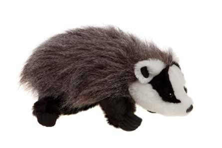 Charlie Bears Playtime Puppet Dachs Badger - 2015