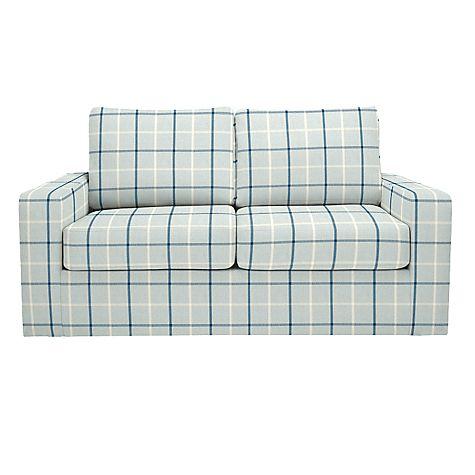 Buy John Lewis Cubic Pocket Sprung Small Sofa Bed Online at johnlewis.com