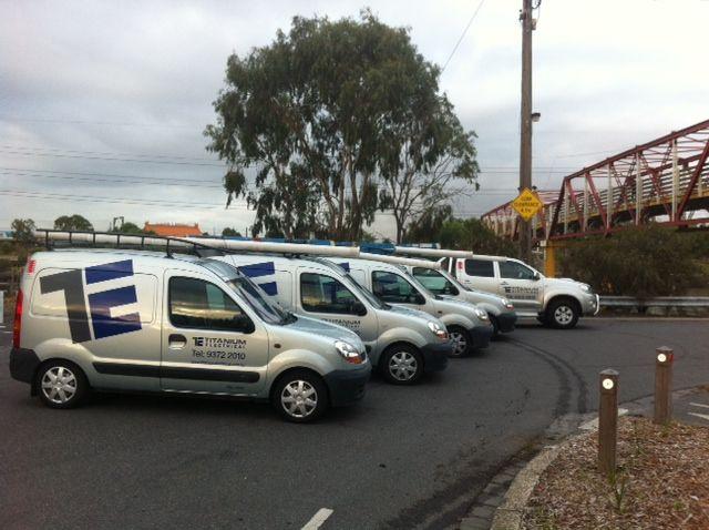 Titanium Electrical - Service Van