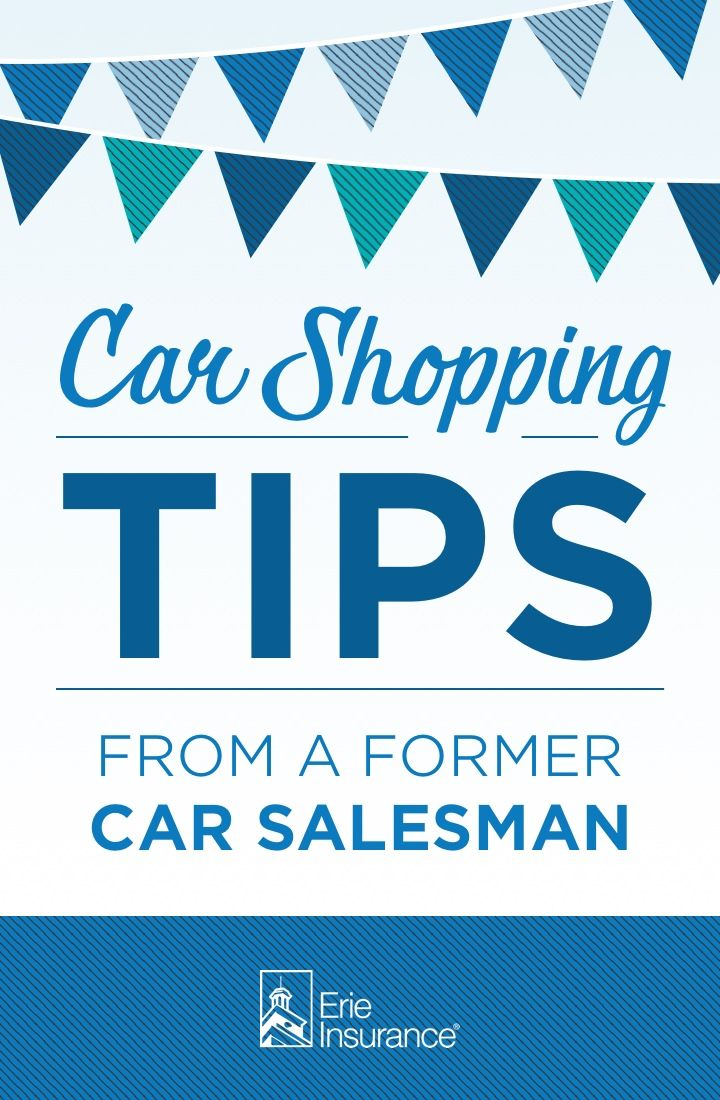 Do you know what to look for when shopping for a new or used car? Read this expert advice for buying a car, straight from someone who knows: A former used car salesman. Learn how to find the best deal, when to shop for a car and how to negotiate. If you're car shopping, it's a must-read!