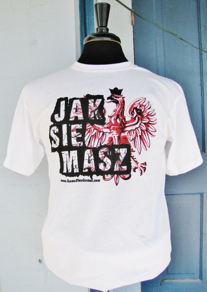 17 best images about polish polska gifts on pinterest for Polish t shirts online
