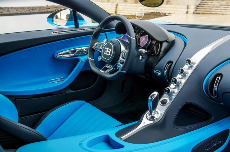 Bugatti Chiron 2017 review review | Autocar