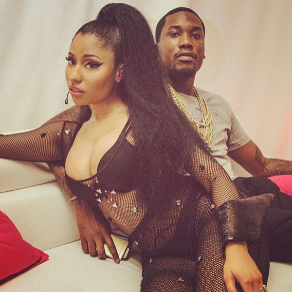 Nicki Minaj and Meek Mill Get Fired Up in Twitter Feud With Rapper Joe Budden: Let's Celebrate Black Love | E! Online Mobile