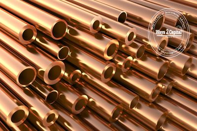 Copper on MCX settled down -0.52% at 385.75 on profit booking tracking weakness in LME prices despite of fall in on-warrant stockpiles available to the market
