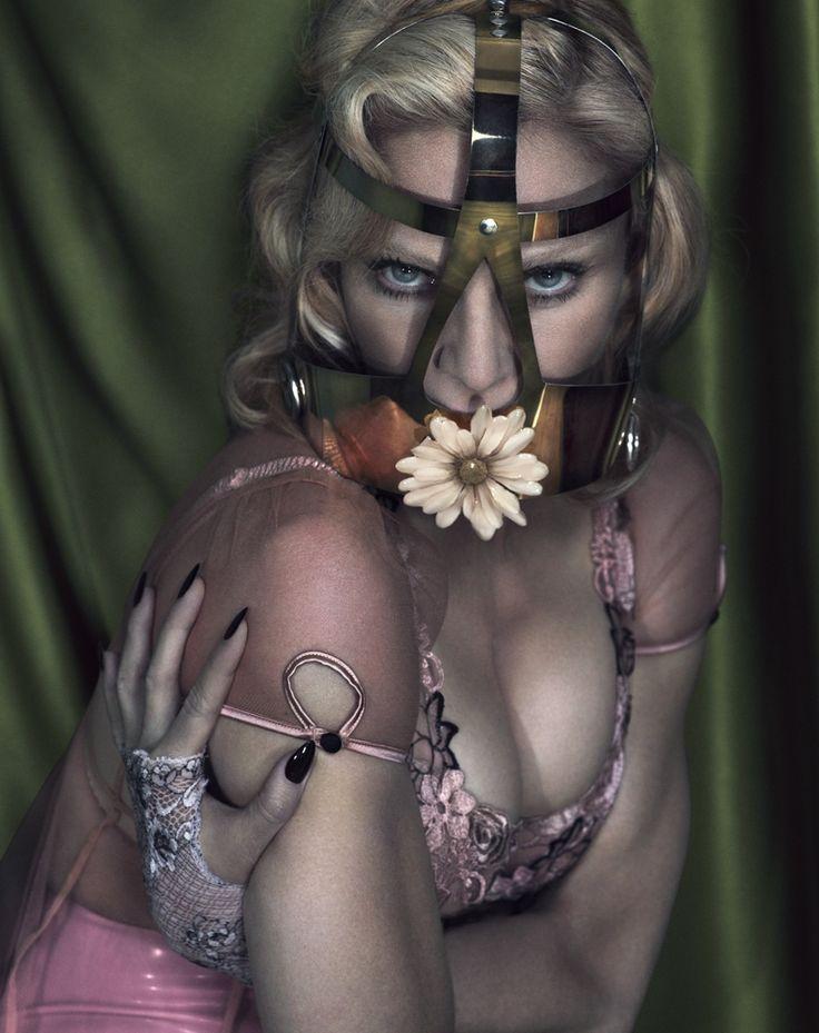 Interview Dezembro 2014 | Madonna por Mert Alas & Marcus Piggott [Editorial]