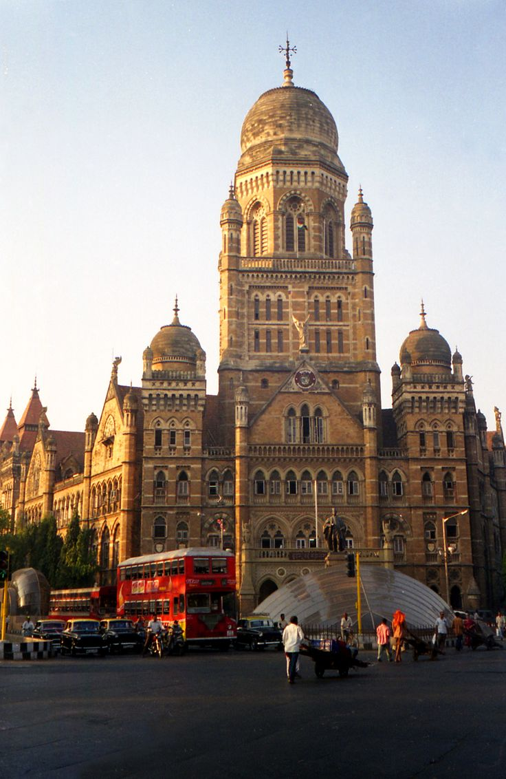 Chhatrapati Shivaji Terminus - Bustling with people and seamlessly connecting you to Mumbai, that is Chhatrapati Shivaji Terminus (CST)!