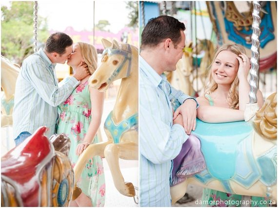 Terence   Jessica | Theme Park Engagement |