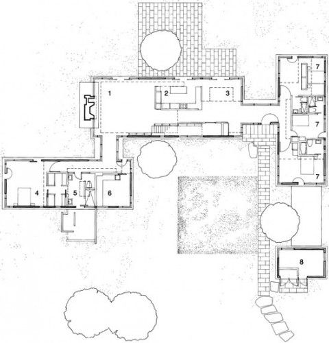 The Long Island Residence Tod Williams Billie Tsien