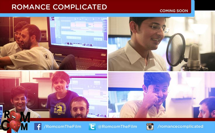 So here we go! Introducing the third singer as well as additional composer of RomCom – DARSHAN RAVAL from Ahmedabad… #RomComTheFilm #RomanceComplicated