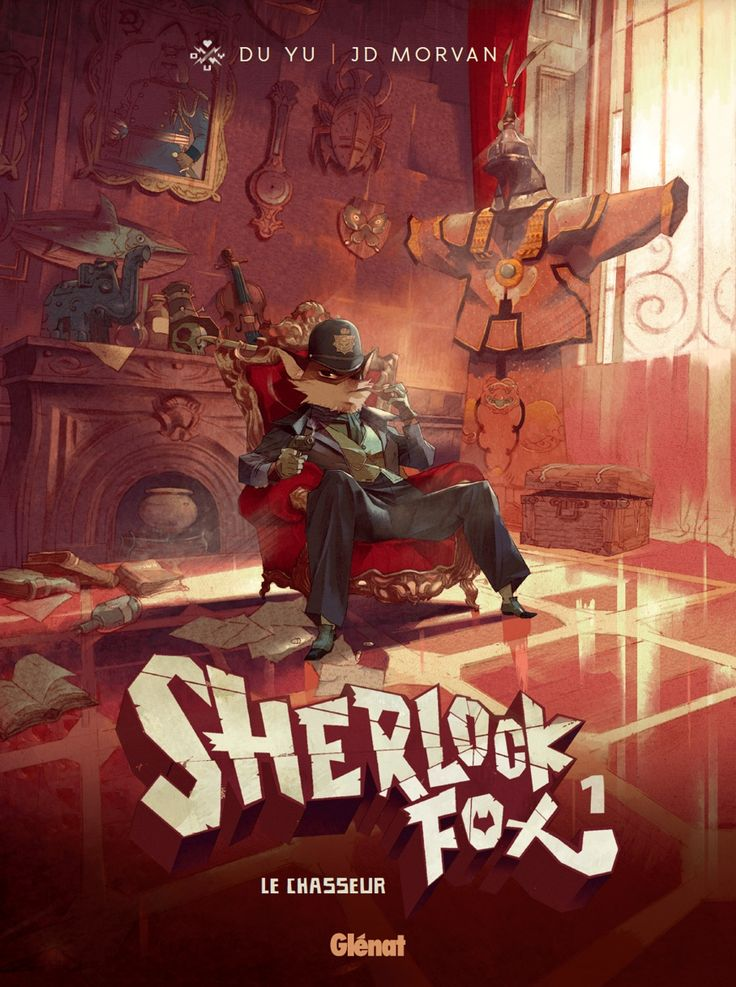 Preview Sherlock Fox 1. Le chasseur