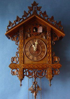 Relojes De Cuco Relojes De Pared Antiguos Reloj De Cuco Relojes De Pared