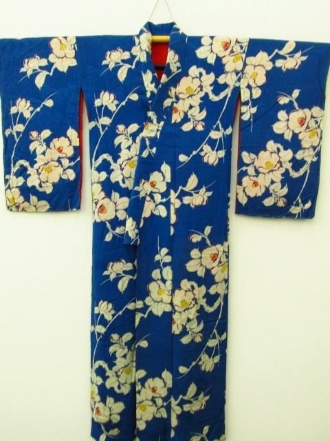 Kimono japonais soie