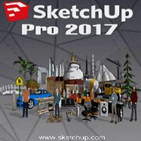 SketchUp Pro 2017 Windows [X64] Incl Crack Full Version