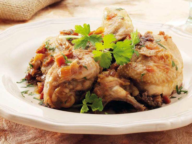 #Ricetta #Pollo alla #birra