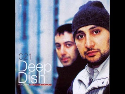 Deep Dish – Global Underground 021: Moscow (CD 1)  #techno #Globalunderground #TribalHouse #ProgressiveTrance