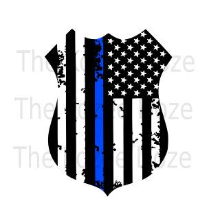 Watermark for preview purposes only, your files will NOT have the watermark  SVG and DXF Distressed Flag w/ thin blue line badge. Many uses! SVG and DXF files for use with Cricut Explore and other cutting machines. This product will be two compressed zips of an SVG file and one DXF file.  INCLUDED: 4 Zipped SVG Files (first picture is the badge 3 layers, the second is the badge with an extra layer background so 4 layers and theyre just mirrored of each other) 1 DXF File (if you would like…