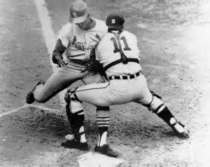 Bill Freehan blocks plate. 1968 Detroit Tigers Roster - Yahoo Image Search Results