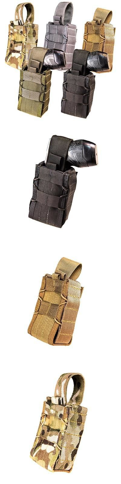 Tactical Molle Pouches 177900: High Speed Gear Stun Gun Taco Molle Pouch/Holster, Holds X26 And X2 BUY IT NOW ONLY: $49.99