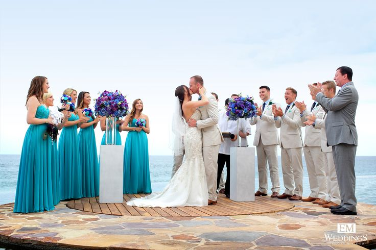 #bestweddingmoments at Hotel The Resort at Pedregal Los Cabos. #emweddingsphotography #destinationweddings