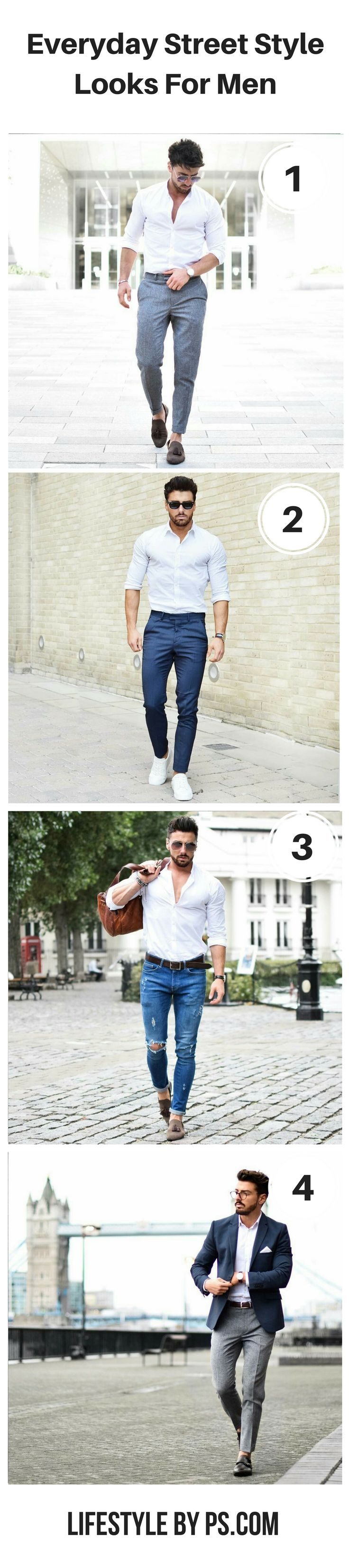 #Street #Style Looks For Men #mens #fashion