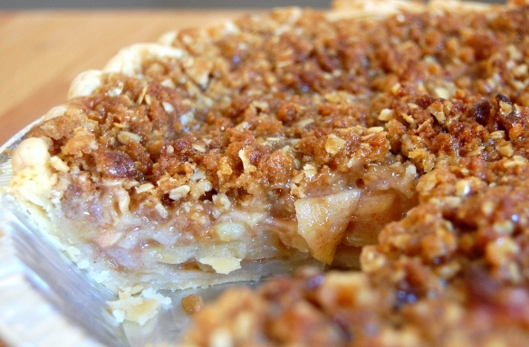 Caramel Apple Pecan Pie | Food/drink | Pinterest