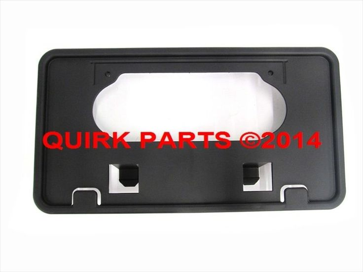 2009-2014 Ford F-150 Front License Plate Mounting Bracket Holder OEM NEW Genuine #Ford
