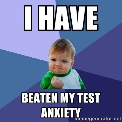 Blog Post: Coping With Test Anxiety   Para Praxis Test ...