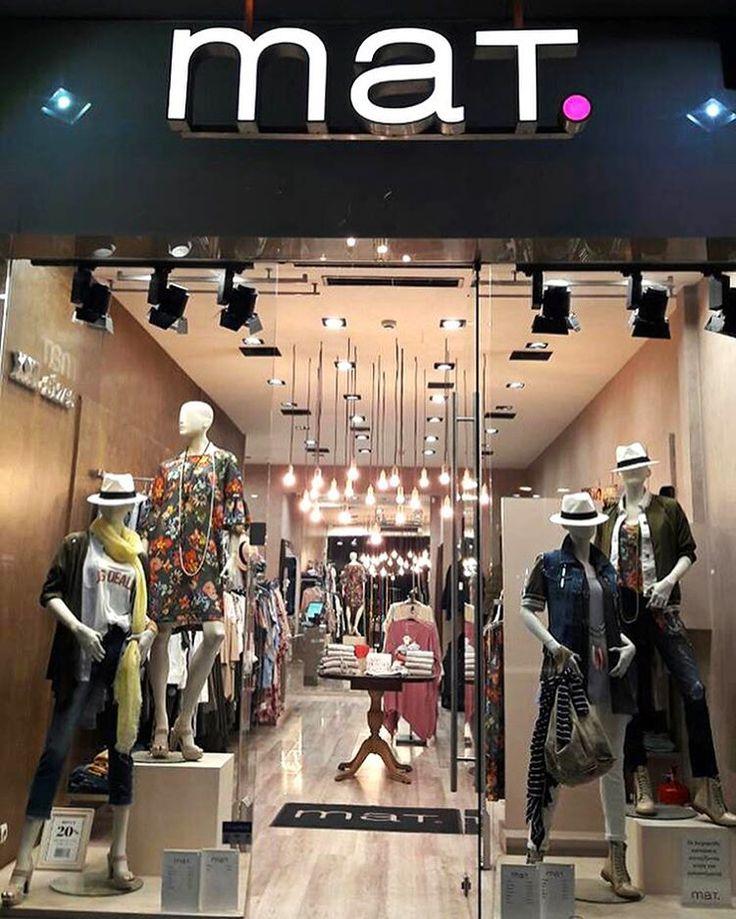 About last night! Οι νέες βιτρίνες μας φέρνουν την άνοιξη με τον πιο stylish τρόπο! #mat_Aigaleo {Iera Odos 215, Estavromenos Sq.} #matfashion #springsummer2017 #collection #aigaleo #shopping #aboutlastnight #fashion #inspiration