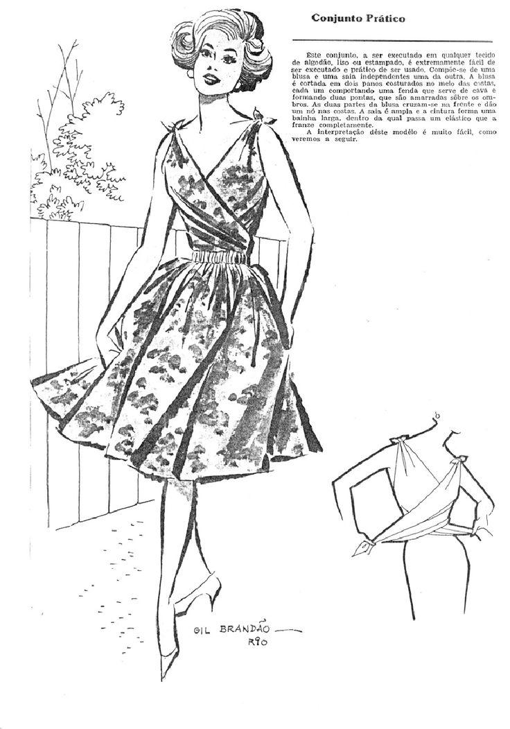 23 Modelos de Vestidos - Gil Brandão