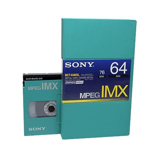 Sony Betacam MPEG IMX