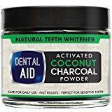 #6: Natural Teeth Whitening Charcoal Powder  Made in USA with Coconut Activated Charcoal and Baking Soda for Safe Effective Tooth Whitening.