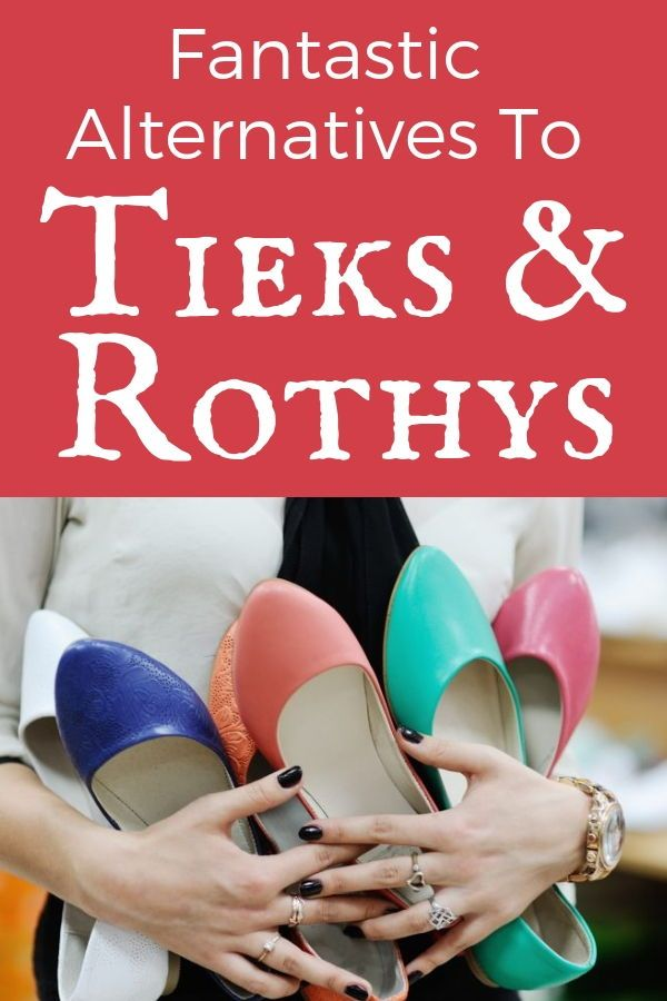 c5d7d8115d Save money on fashion and comfort with these Tieks and Rothys alternatives!  #style #frugal #deals