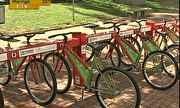 Toopedalando, sistema gratuito de empréstimo de bicicletas de Toledo, Paraná