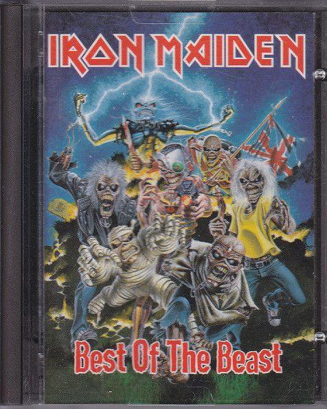 Iron Maiden - Best Of The Beast (Minidisc) at Discogs