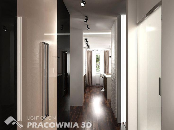 Cute And Groovy Small Space Apartment Designs Apartment Corridor  Contemporary School Corridor Design, Corridor Design