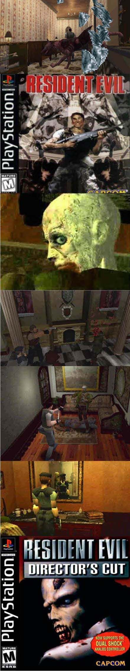 #RetroGamer Thanks to the #PS1 being released this week we got our first #ResidentEvil game http://www.levelgamingground.com/resident-evil-directors-cut-review.html