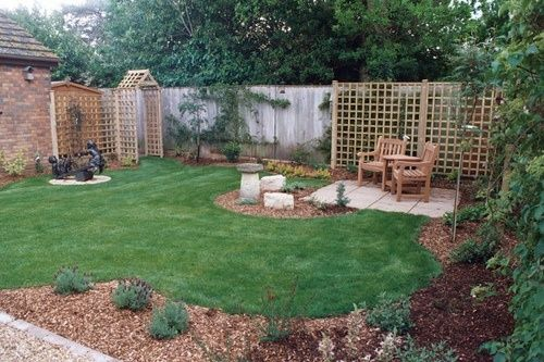 backyard landscaping ideas...