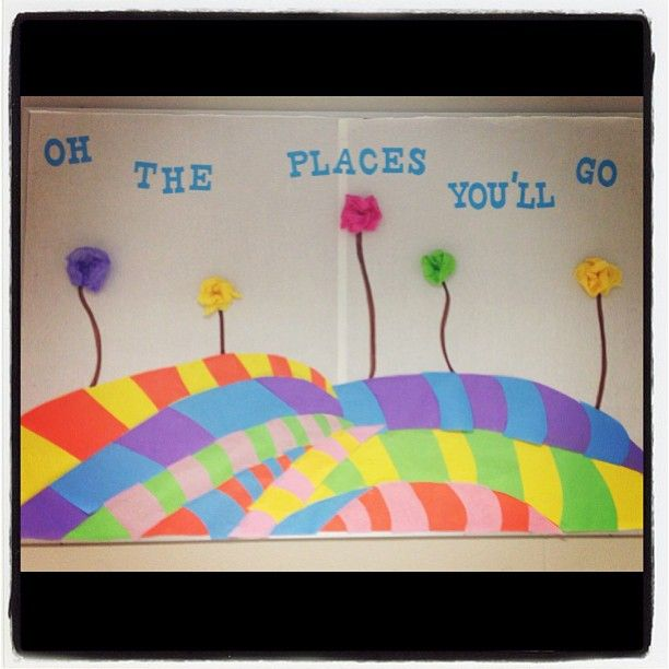 Classroom Ideas To Go : Best images about prek grad oh the places you ll go