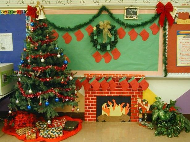 Xmas role play area